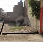 8 Marla Residential Plot For Sale in Sabzazar Scheme - Block H, Sabzazar Scheme