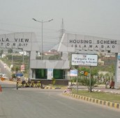 3 Kanal Residential Plot For Sale in Margalla View Housing Society, D-17