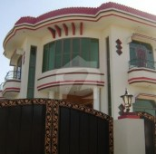 4 Bed 17 Marla House For Sale in West Colony, Cantt