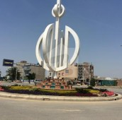 1 Kanal Residential Plot For Sale in Bahria Town - Sheikh Saadi Block, Bahria Town - Sector F