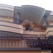 6 Bed 6 Marla House For Sale in Khan Colony, Sheikhupura