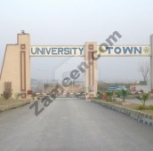 10 Marla Residential Plot For Sale in University Town - Block A, University Town