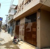 2 Marla House For Sale in Peer Colony, Lahore