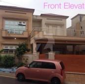 5 Bed 19 Marla House For Sale in Bahria Town - Safari Villas, Bahria Town Rawalpindi