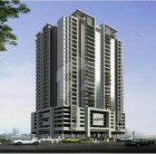 3 Bed 6 Marla Flat For Sale in Defence Tower, DHA Phase 2 - Sector C