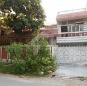 3 Bed 10 Marla House For Rent in Allama Iqbal Town - Raza Block, Allama Iqbal Town