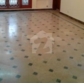 3 Bed 2.49 Kanal Upper Portion For Rent in F-7, Islamabad