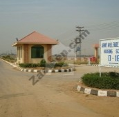 10 Marla Residential Plot For Sale in AWT - Block H, AWT