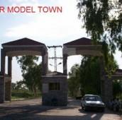 6 Marla Residential Plot For Sale in Kashmir Model Town, Rawalpindi