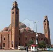 8 Marla Commercial Plot For Sale in Bahria Town - Tulip Block, Bahria Town - Sector C