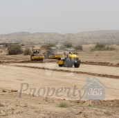 1 Kanal Plot File For Sale in Bahria Town Karachi, Karachi