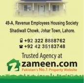 10 Marla Commercial Plot For Sale in Johar Town Phase 1 - Block F, Johar Town Phase 1