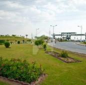 8 Marla Commercial Plot For Sale in MPCHS - Block B, MPCHS - Multi Gardens