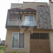 3 Bed 3 Marla House For Sale in Pak Arab Housing Society Phase 1, Pak Arab Housing Society