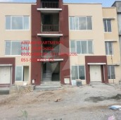 2 Bed 5 Marla Flat For Sale in Bahria Town Phase 8 - Awami Villas 3, Bahria Town Phase 8