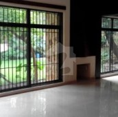 6 Bed 1.6 Kanal House For Rent in E-7, Islamabad