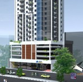 3 Bed 10 Marla Flat For Sale in Kings Luxury Apartments, Shaheed Millat Road