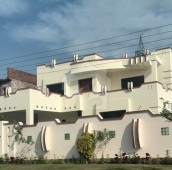 7 Bed 1.06 Kanal House For Sale in Chenab Gardens, Faisalabad