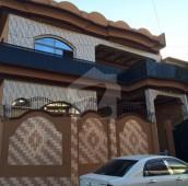 9 Bed 10 Marla House For Sale in Hayatabad Phase 1 - E3, Hayatabad Phase 1