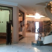 8 Bed 3.55 Kanal House For Sale in F-8/1, F-8