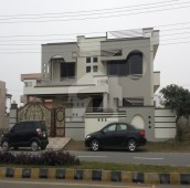 6 Bed 1 Kanal House For Sale in Garden Town, Gujranwala