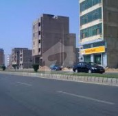 4 Marla Commercial Plot For Sale in Muslim Commercial Area, DHA Phase 6
