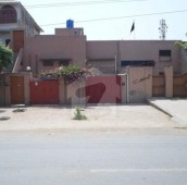 12 Bed 1 Kanal House For Sale in Satellite Town Main Road, Sargodha