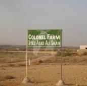 32 Kanal Commercial Plot For Sale in Super Highway, Karachi