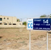 1 Kanal Residential Plot For Sale in DHA Phase 4 - Block CC, DHA Phase 4