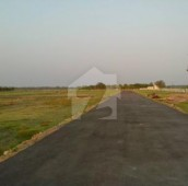 8 Marla Commercial Plot For Sale in AWT - Block B, AWT