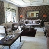 7 Bed 2.13 Kanal House For Sale in F-8, Islamabad