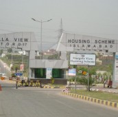 1 Kanal Residential Plot For Sale in Margalla View Society - Block D, Margalla View Housing Society