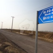 2.4 Kanal Residential Plot For Sale in FOECHS - Foreign Office Employees Society, Islamabad