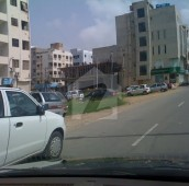 8 Marla Commercial Plot For Sale in Bukhari Commercial Area, DHA Phase 6