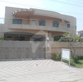 4 Bed 1.3 Kanal House For Sale in Farid Town, Sahiwal