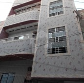 2 Bed 120 Sq. Yd. Upper Portion For Sale in Bufferzone - Sector 15-A/5, Buffer Zone