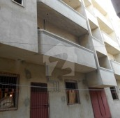 2 Bed 4 Marla Flat For Sale in North Nazimabad, Karachi