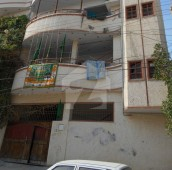 3 Bed 8 Marla Lower Portion For Sale in North Nazimabad, Karachi