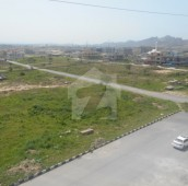 10 Marla Residential Plot For Sale in E-18, Islamabad