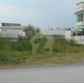 1.2 Kanal Residential Plot For Sale in Pakistan Town, Islamabad