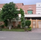 6 Bed 1.08 Kanal House For Sale in DC Colony, Gujranwala