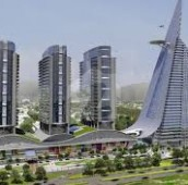 3 Bed 12 Marla Flat For Sale in The Centaurus, F-8