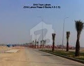 5 Marla Residential Plot For Sale in DHA 9 Town, DHA Defence