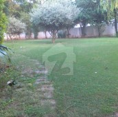 2.15 Kanal Residential Plot For Sale in F-8, Islamabad
