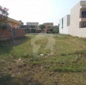 1 Kanal Residential Plot For Sale in Wapda Town Phase 1 - Block J1, Wapda Town Phase 1