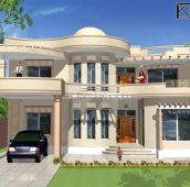 5 Bed 5 Marla House For Sale in Farooq Colony, Sargodha