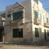 4 Bed 5 Marla House For Sale in University Road, Sargodha