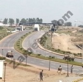 1.1 Kanal Residential Plot For Sale in Cantt, Jhelum