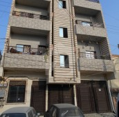 4 Bed 9 Marla Upper Portion For Sale in North Nazimabad - Block J, North Nazimabad