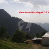 27 Kanal Residential Plot For Sale in Darya Gali, Murree